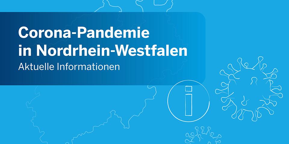 Mehr erfahren über die Corona-Pandemie in Nordrhein-Westfalen