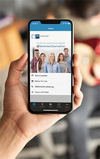 Dating-apps auf dem arbeitstelefon