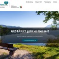 Screenshot der Seite www.kuren-fuer-pflegende-angehoerige.de