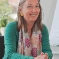 Porträtfoto von Anja Weber als Landesschlichtern