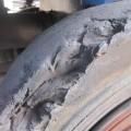 Sicherheit und Schutz defekter Reifen
