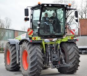 Foto: Minister Laumann besucht DEULA Westfalen-Lippe