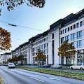 Ansicht des Ministeriums für Arbeit, Integration und Soziales am Düsseldorfer Fürstenwall
