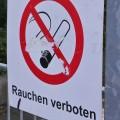 Schild Rauchen Verboten