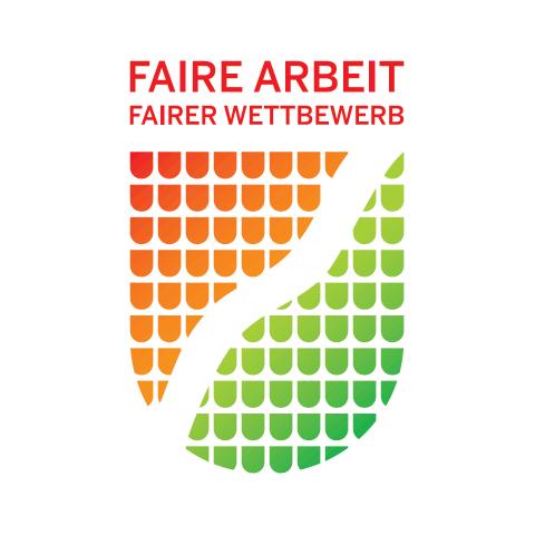Logo Faire Arbeit quadratisch