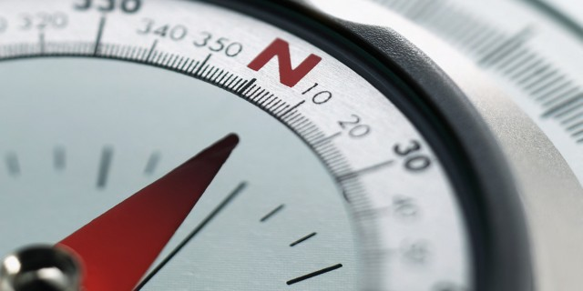 Foto: Ausschnitt Kompass