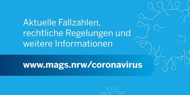 Teaserbild Corona-Seite MAGS NRW