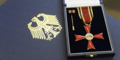 Verdienstkreuz 1. Klasse des Verdienstordens der Bundesrepublik Deutschland