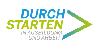 Logo Durchstarten