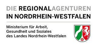 Logo Regionalagenturen NRW