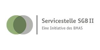 Logo: Servicestelle SGB II