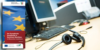 Flyer ESF, Headset, Computer