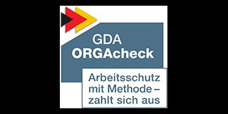 Logo GDA Orgacheck
