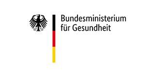Logo des Bundesministeriums für Gesundheit
