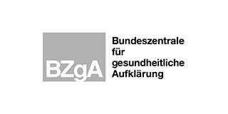 Logo der BZgA