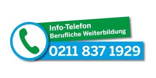 Infotelefon Hotline Beratung 0211 837 1929