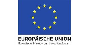 Logo: Europäische Union. Europäische Struktur- und Investitionsfonds