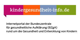 Logo Kindergesundheit Info