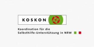 Logo Koskon - Die Selbsthilfe-Plattform NRW