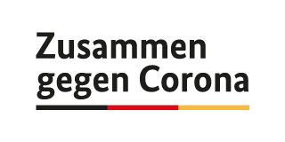 Logo Zusammen gegen Corona