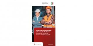 Titelbild: Broschüre Ausbildung im Arbeitsschutz