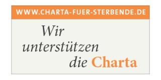 Logo Wir unterstützen die Charta