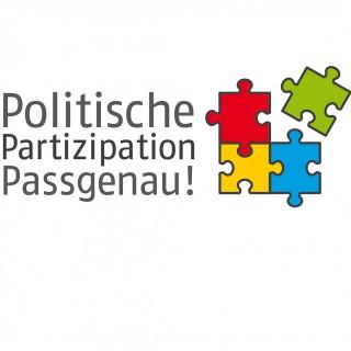 Logo: Politische Partizipation passgenau!