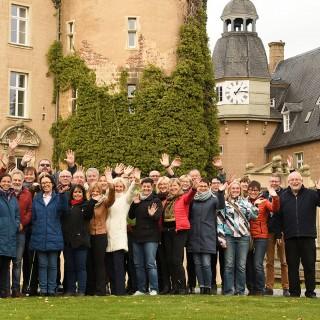 Foto: Chor des NRW-Arbeitsministeriums