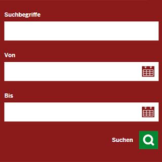 Suchbox Pressemitteilungen