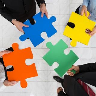 Puzzlestücke
