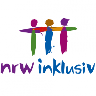 Logo: NRW inklusiv