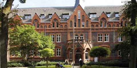 Hotel MutterHaus in Düsseldorf Außenansicht