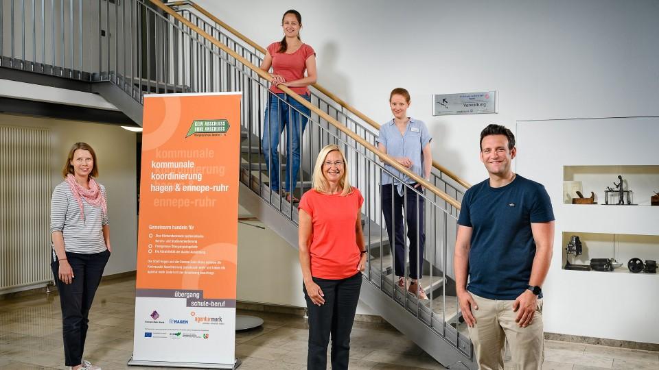 Team Kommunale Koordinierung Hagen/Ennepe-Ruhr