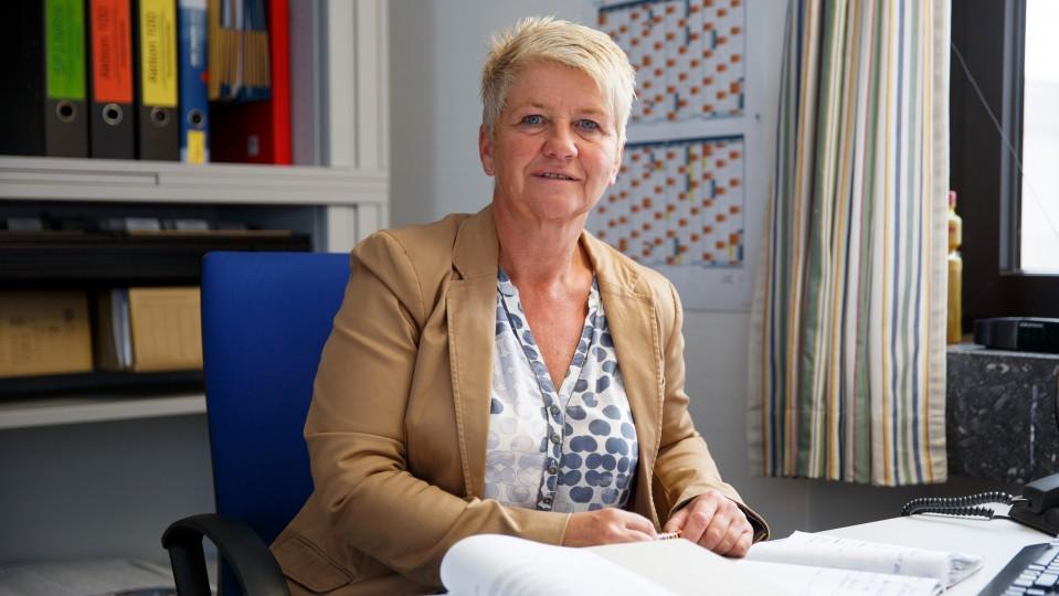 Foto: Rehabilitationsausbilderin Dagmar Eickhoff vom BFW Hamm