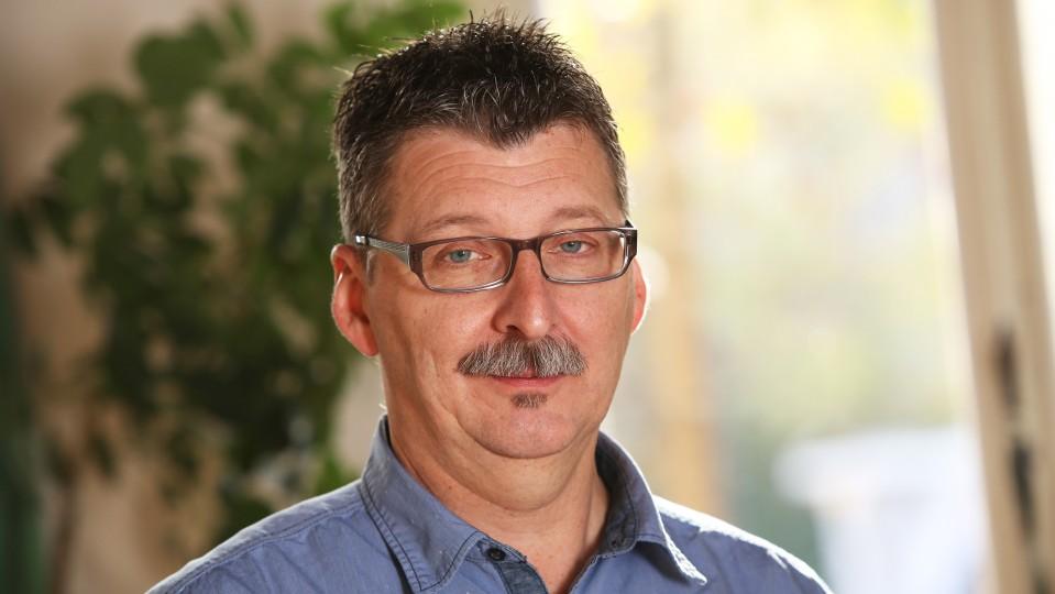 Foto: Ralph Jenders, Geschäftsführer des Begegnungszentrums Ibbenbüren