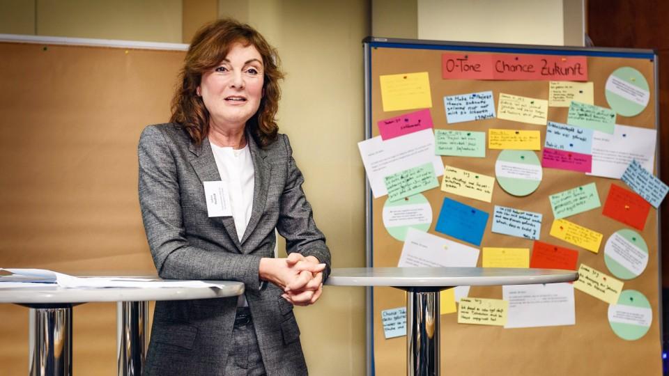 Foto: Sabine Hustedt, Vertreterin der Regionaldirektion NRW der Bundesagentur für Arbeit