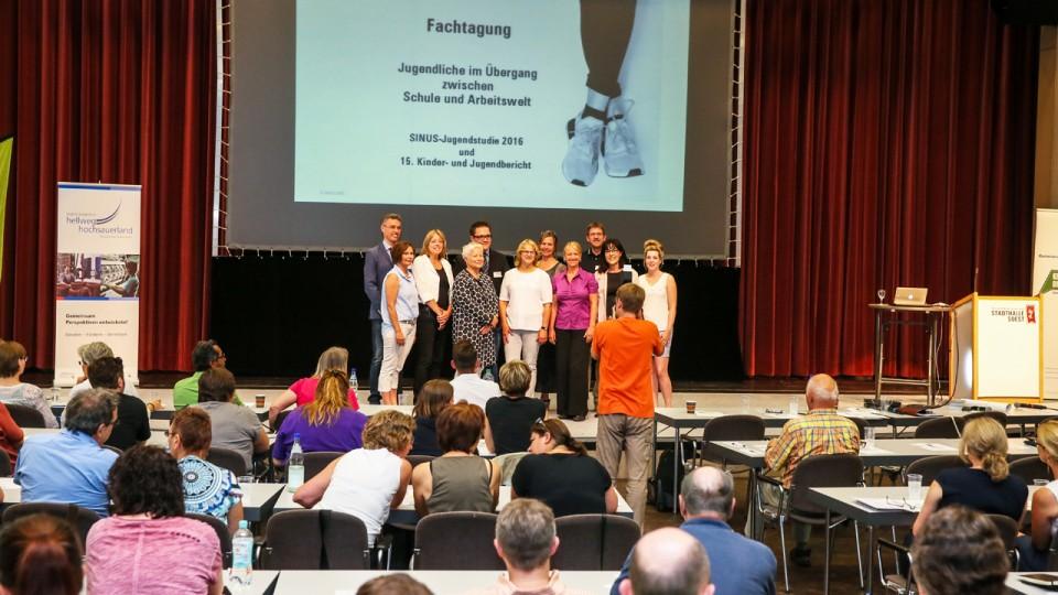 Foto: Teilnehmende der Veranstaltung