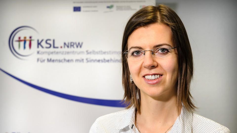 Foto: Stefanie el Miri von der Europäischen Kommission