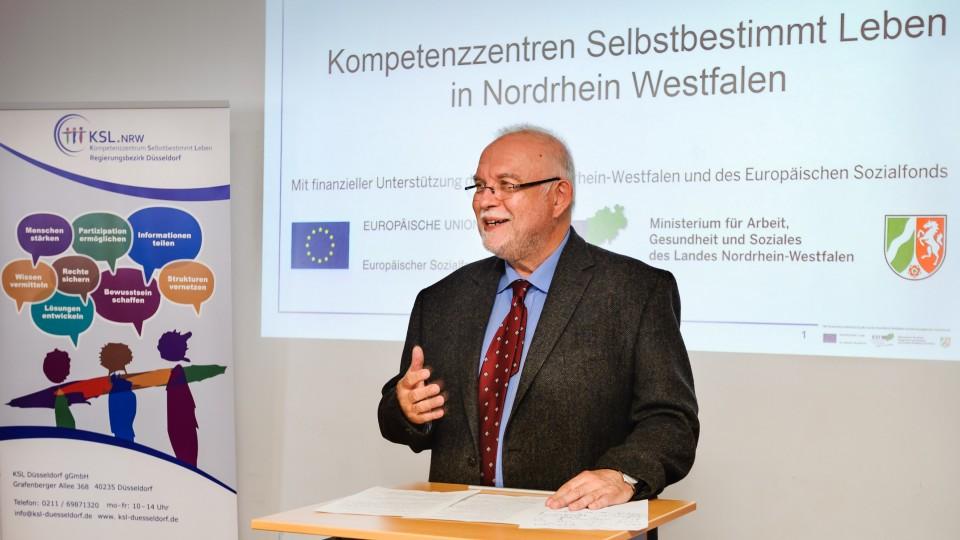 Foto: Ulrich Kolb, MAGS NRW Ansprechpartner für die Kompetenzzentren