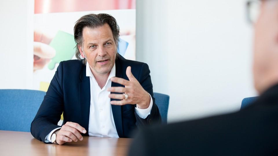 Foto: Torsten Withake, Geschäftsführer Arbeitsmarktmanagement der Regionaldirektion Nordrhein-Westfalen der Bundesagentur für Arbeit