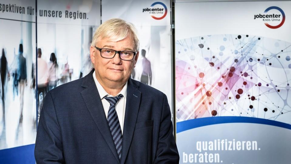 Foto: Uwe Ringelsiep, Leiter des Jobcenters Unna