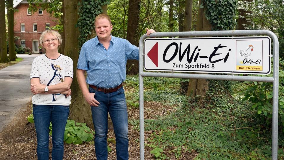 OWi-Ei Erzeugergemeinschaft Hof Determeyer