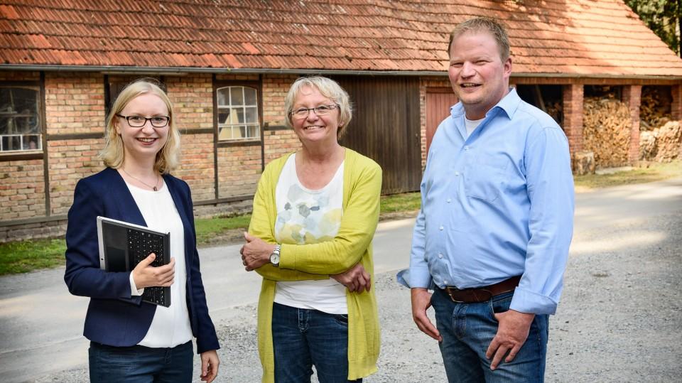 Beraterin der InnovaKomm GmbH mit 2 Beschäftigten der Owi-Ei