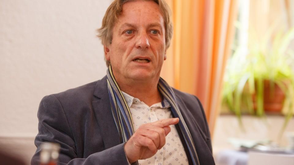 Foto: Peter Walbröl, Geschäftsführer der Jugendberufshilfe gGmbH