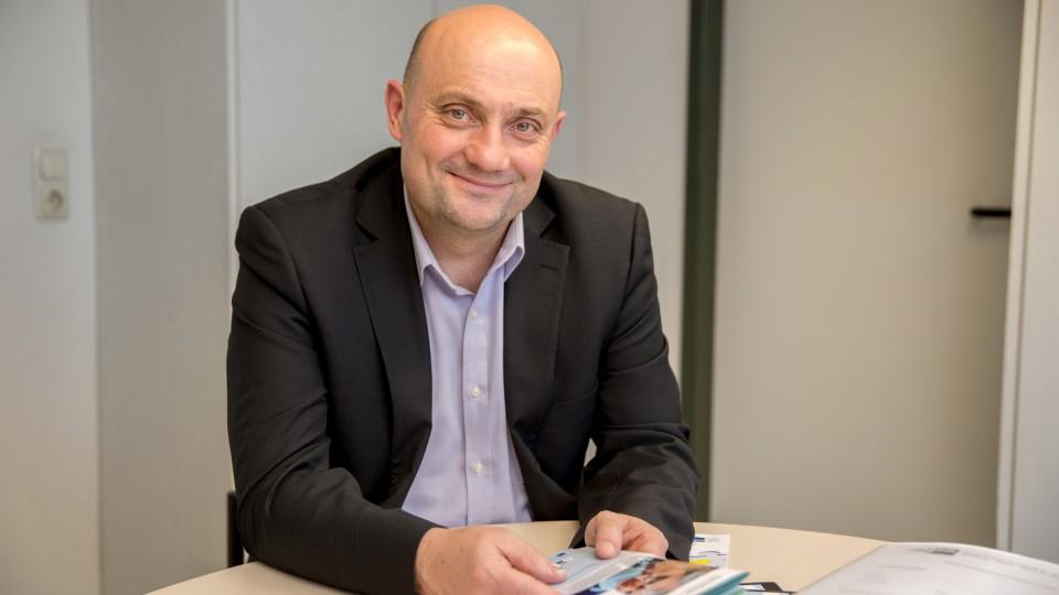 Reinhard Zimmer, Starthelfender