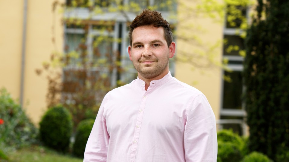 Foto: Ausbildungs- und Pflegedienstleiter Tobias Gillissen