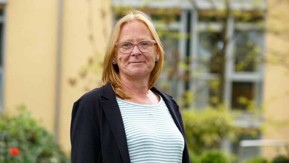 Foto: Sabine Bußmann, TEP-Koordinatorin beim Trägerverein VabW e.V.