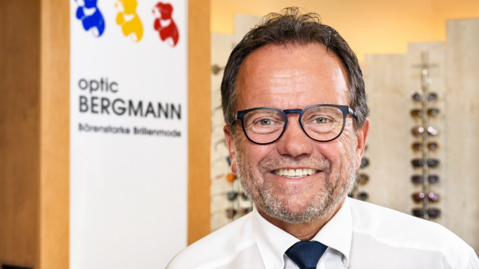 Betriebsinhaber Jörg Bergmann
