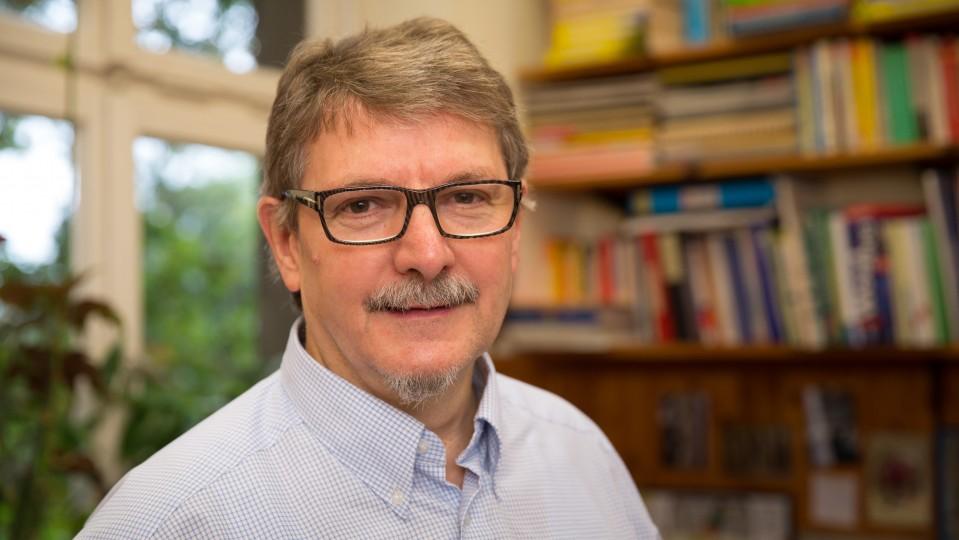 Foto: Karl Sasserath, Leiter des Arbeitslosenzentrum Mönchengladbach e.V.