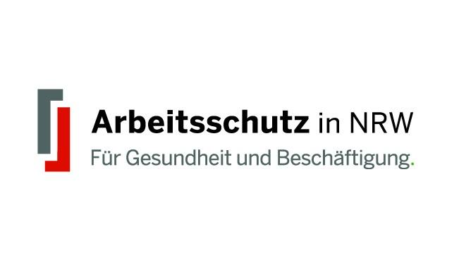 Logo der Arbeitsschutzverwaltung NRW